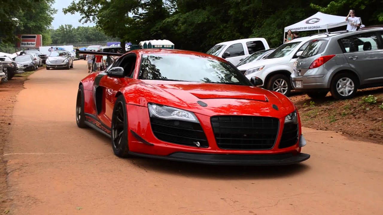 Ordinaire TopSpeed Motorsports Audi R8 Rev   YouTube
