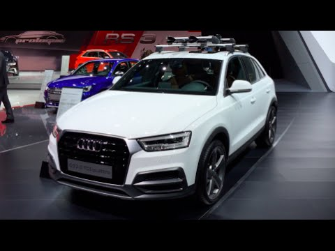 audi q3 2 0 tdi quattro 2016 in detail review walkaround. Black Bedroom Furniture Sets. Home Design Ideas