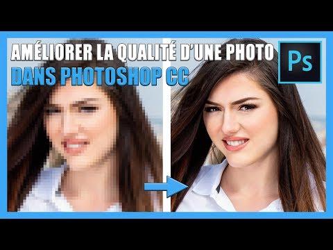 Comment améliorer la qualité d'une photo sur Photoshop CC [TUTO-PHOTOS]