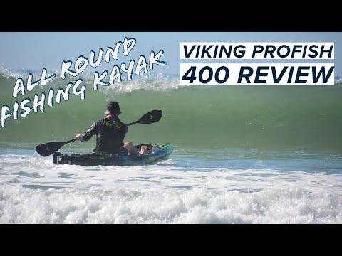 Viking Kayaks Profish 400 Review - All Round Fishing Kayak