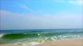 Relaxing Ocean Waves From The Gulf Of Mexico (1)