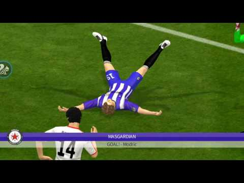 Dream League Soccer 2016. VS First Touch United