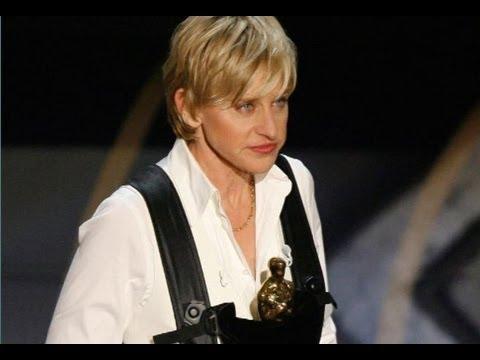 Ellen DeGeneres Hosting 2014 Oscars!