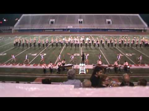 Brother Martin High School Crusader Marching Band: Festival 2016