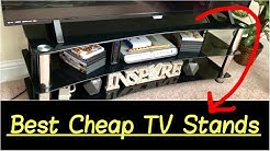 "✅Best Cheap TV Stands for 42"", 55"", 65"", 75"", or 80"" TV Entertainment Center Quick Overview"