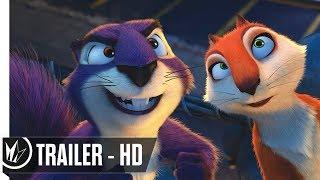 """The Nut Job 2 Exclusive Clip: """"We Attack"""" -- Regal Cinemas [HD]"""