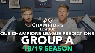 Champions League Group A Preview & Predictions - Atletico Madrid / Dortmund / Club Brugge / Monaco