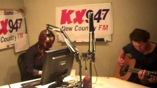 Jessie Farrell performing 'Everything to Me' live at KX 94.7