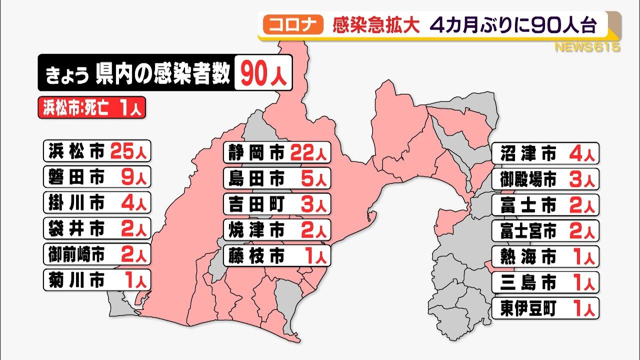 掛川 コロナ