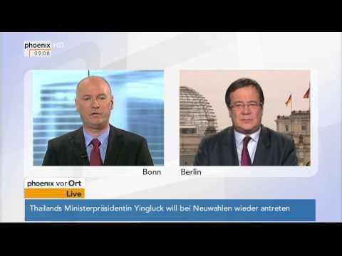 Laschet: Verständnis für Kritik der jungen Christdemokraten am Rentenkompromiss