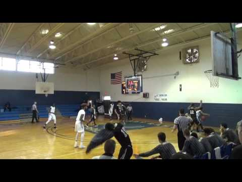 2-8-17 Weatherford College vs Southwestern Christian College Men's Basketball Game
