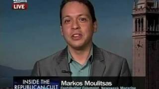 Countdown: Daily Kos' Markos Moulitsas flays MSNBC