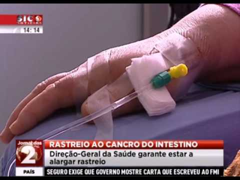 Rastreio ao cancro do intestino ineficaz e enganador