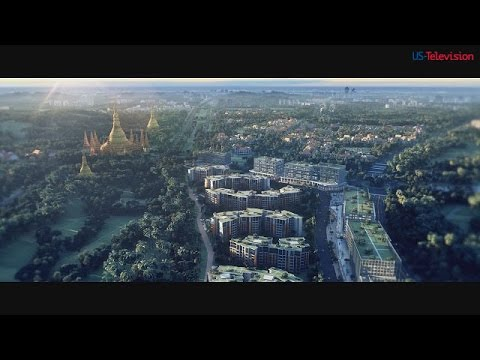 US Television - Myanmar - Marga Group