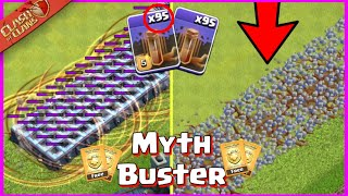 TOP 10 MYTHBUSTERS in Clash of clans   GP GIVEAWAY   Clash of clans Myth #7