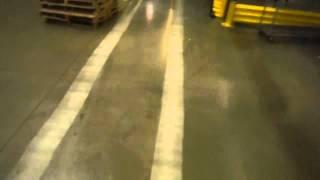 Warehouse Floor Striping in Jacksonville | Orlando Painters LLC