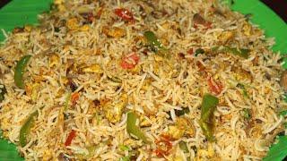 பரயண சவயல மடட சதம சமயல  Egg Rice Lunch Box Recipe  Muttai Sadam In Tamil