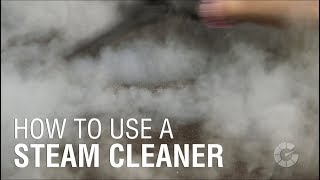 How to Use A Steam Cleaner | A…