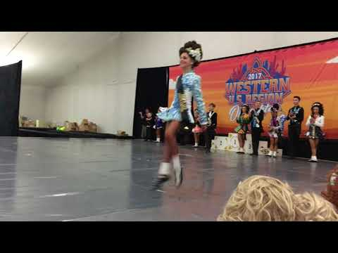Western Region Oireachtas 2017 - Friday Parade of Champions