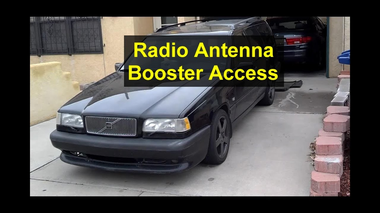Booster For Cable Radio