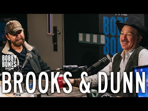 Brooks & Dunn Visit The Studio For The First Time Ever