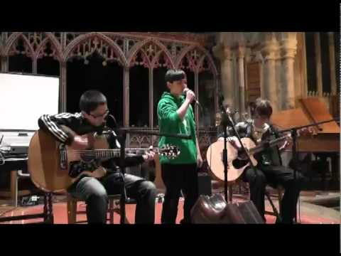 Total Impact Live - Life's A Game Acoustic Bloxham Church - Amnesty International Fundraiser