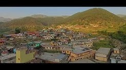 Aerial View Of Purola Uttarkashi | TGX Films 2017