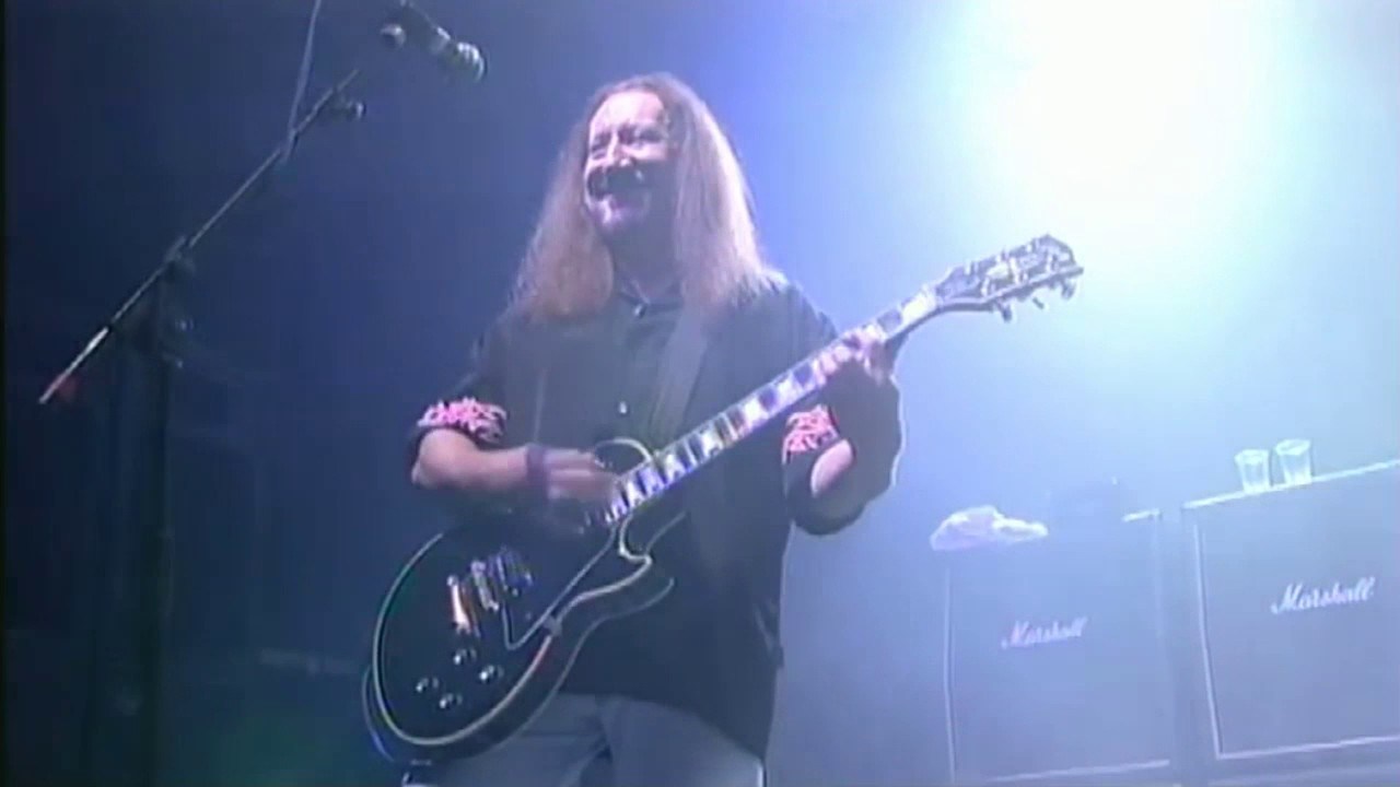 Uriah Heep - live in Berlin