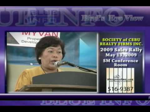 Society of Cebu Realty Firms, Inc - 2009 Sales Rally