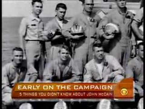 Five Things About John McCain