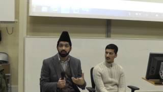 AMSA: Does the Muslim World Lack Unity and Leadership? Kingston University, with Ayyaz Mahmood Khan