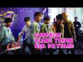 Cinta Kuya B day Party Surprise Mama Astrid untuk Cinta ada Boyband K Pop
