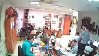 Фрагмент записи видео с камеры Link NC129 SG/FG