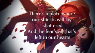 Repeat youtube video RWBY - I May Fall - Lyrics