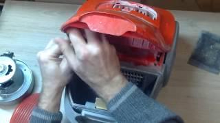 Ремонт пилососа! Як поміняти двигун в пилососі?