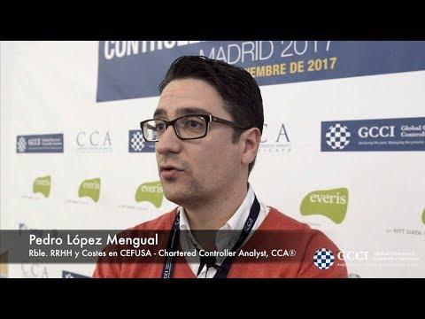 La formación continua del CCA® por Pedro López Mengual - Controller Centricity 2017