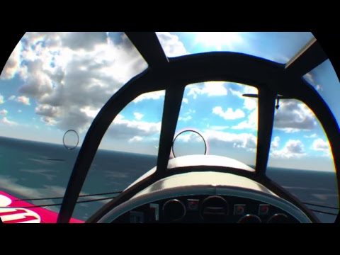 Syntaxed VR - Ultra Wings! Air Racing