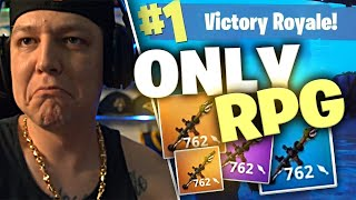 Only RPG | Fortnite | SpontanaBlack