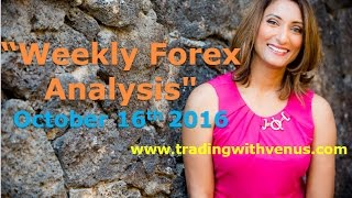 Weekly Forex Market Analysis -  October 16 2016