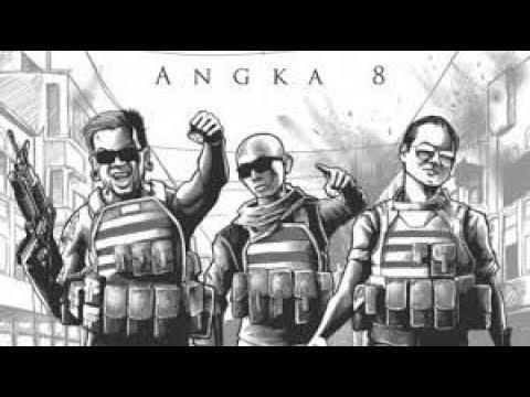 ANGKA 8 - ENDANK SOEKAMTI karaoke download ( tanpa vokal ) cover