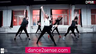RY X - Deliverance contemporary dance choreography by Anya Edinak - Dance2sense