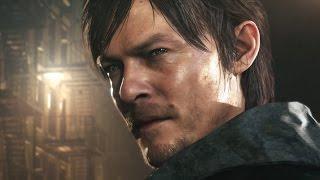 Silent Hills - Guillermo del Toro Trailer (PS4) - Kojima, Norman Reedus