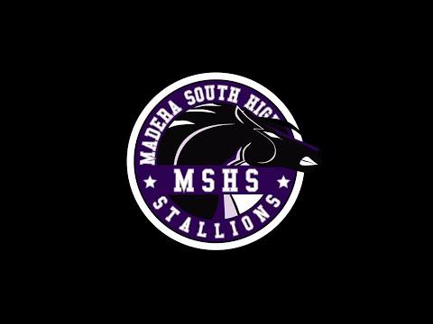 Madera South High School Graduation