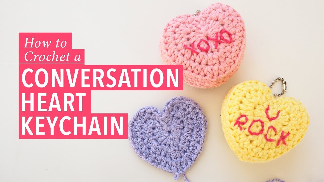 cfdc0f5864eb5a How to Crochet a Heart
