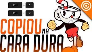Novo jogo COPIOU Cuphead na cara DURA e gera TRETA