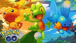 COMPLETANDO A 3ª GERAÇÃO! NOVA SÉRIE!  (Parte 1) -  Pokémon Go