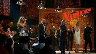 Kënga, Skuadra e Xuxit   Netët Live   The Voice of Albania 6
