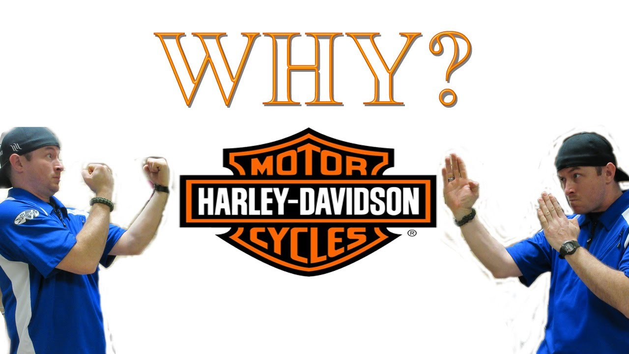Why Is Harley-Davidson Dying? (Response to How Harley-Davidson Killed Itself)