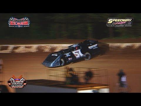 Carolina Clash Qualifying / Laurens Country Speedway / June 12, 2018