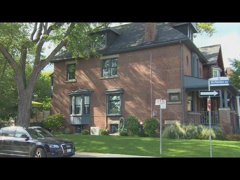 Living rent-free in Toronto